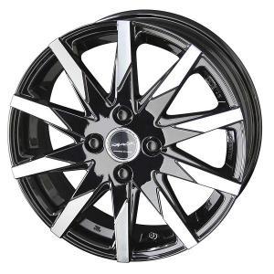 スマック スフィーダ 165/55R14 国産タイヤ ホイール 4本セット バモス アトレー 送料無料|rensshop