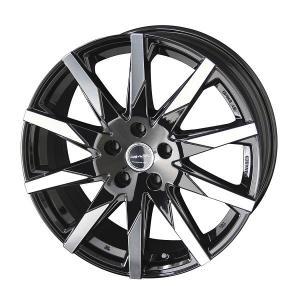 スマック スフィーダ 215/45R18 国産タイヤセット プリウスα SAI リーフ 送料無料|rensshop