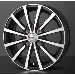 モンツァ JPスタイル シャングリー 165/55R15 国産タイヤ ホイール4本セット ムーブ タント N-BOX 送料無料|rensshop