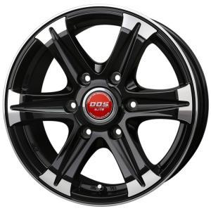 200系ハイエース SJ-T6 ブラックポリッシュ 215/60R17 109/107R グッドイヤー ナスカー ホワイトレター荷重対応タイヤセット 送料無料|rensshop