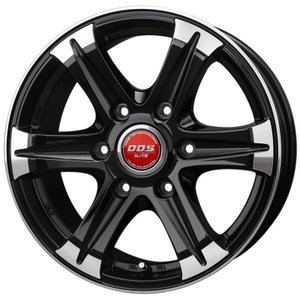 200系ハイエース SJ-T6 ブラックポリッシュ 215/65R16 109/107R グッドイヤー ナスカー ホワイトレター荷重対応タイヤセット 送料無料|rensshop