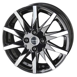 スマック スフィーダ 165/50R15 国産 タイヤホイール4本セット パレット バモス ライフ 等 送料無料|rensshop