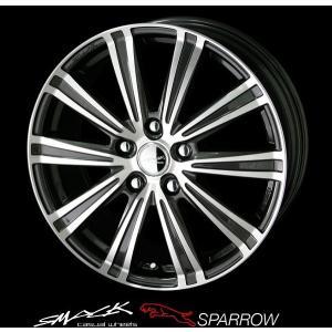 送料無料 スマック スパロー 215/50R17 国産タイヤ プリウスα SAI リーフ ノア VOXY エスクァイア レヴォーグ アクセラ|rensshop