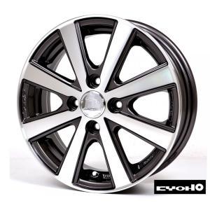 スマック VI-R 165/55R15 国産 タイヤ ホイール4本セット タント ワゴンR  送料無料|rensshop