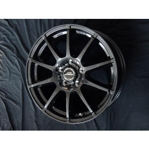 シュナイダー スタッグ ガンメタ 195/50R16 国産タイヤ ホイール4本セット スイフトスポーツ 送料無料|rensshop