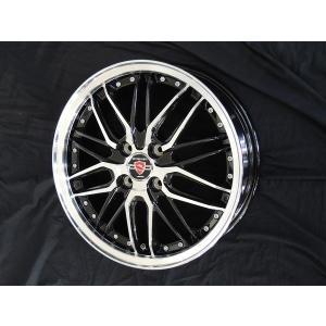 ルーミー タンク トール ジャスティ パッソ 送料無料 シュタイナーLMX ブラックポリッシュ 195/40R17 国産タイヤ ホイール4本セット|rensshop