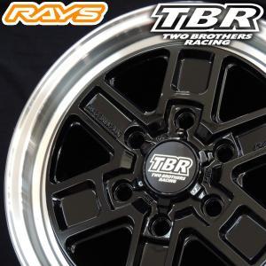 200系ハイエース RAYS レイズ TBR TB-01 B9Z 16インチ 215/65R16 109/107R グッドイヤー ナスカー ホワイトレター 荷重対応 送料無料|rensshop