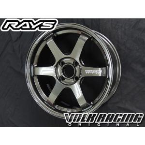 アクア フィールダー ヴィッツ RAYS レイズVOLK ボルクレーシング TE37 SONIC ソニック MM ガンメタ 16inch 7.0J+35 4H 195/50R16 国産タイヤ|rensshop