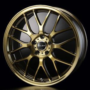 ユーロスポーツ タイプ805 ブロンズクリアー 225/45R18 国産タイヤ ホイール4本セット オデッセイ 送料無料|rensshop