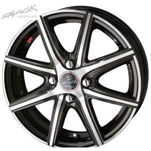 送料無料 スマック ヴァニッシュ 165/55R15 タイヤ ホイール4本セット タント N-BOX ワゴンR アルト ミラ キャンバス|rensshop