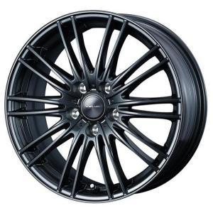 送料無料 ヴェルヴァ アグード ガンメタリック 215/45R17 国産タイヤ ホイール4本セット PCD100 86 BRZ プリウス レクサスCT rensshop