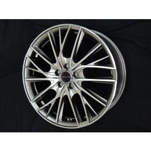 送料無料 86 BRZ プリウス PHV マナレイ ヴァーテックワン ヴァルチャー ハイパーシルバーポリッシュ 215/45R17  国産タイヤ ホイールセット|rensshop