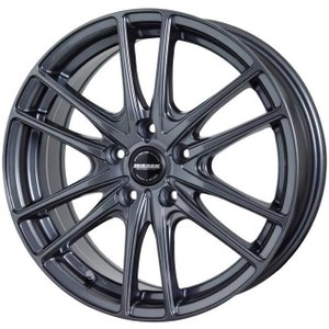 ヴァーレンW03 ガンメタ 195/50R16 国産 タイヤ ホイール4本セット 170系シエンタ 送料無料|rensshop