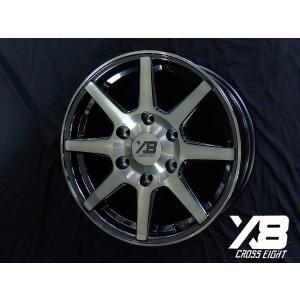 送料無料 200系ハイエース ティラード X8 クロスエイト ブラッククリア 215/65R16 ダンロップ RV503  荷重対応タイヤ|rensshop