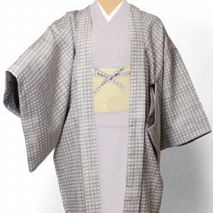 羽織 レンタル オプション レディース 白ピンク格子