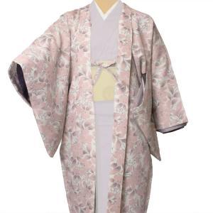羽織 レンタル オプション レディース ピンク牡丹