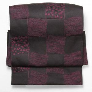 名古屋帯 レンタル アップグレード 黒・色紙〔オプション〕お太鼓|rental-kimono