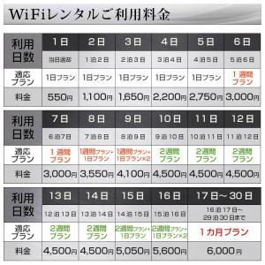 【ドコモ】wifi レンタル 14日 国内 月間 無制限 3日/3GB FS030W ポケットwifi レンタル wifi モバイル wi-fi レンタル 1年 ワイファイ 往復送料無料 rental-wifi 03