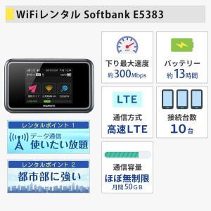 wifi レンタル 国内 ほぼ無制限 1日 ソフトバンク e5383 ポケットwifi レンタル wifi モバイル wi-fi レンタル 1日 ワイファイ 往復送料無料|rental-wifi|07