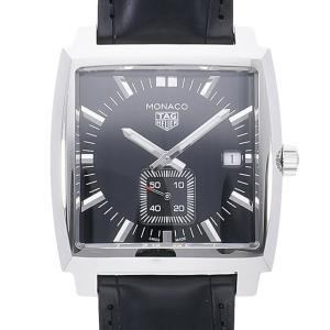 タグホイヤー モナコ クォーツ WAW131A.FC6177 新品 ボーイズ 送料無料 腕時計