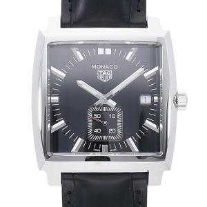 タグホイヤー モナコ クォーツ WAW131A.FC6177 未使用 ボーイズ 送料無料 腕時計