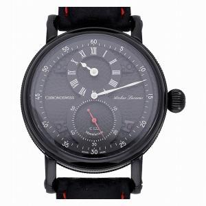 時計コレクターとしても有名だったゲルトラング氏が、1983年にドイツ・ミュンヘンで創業。スケルトンの...