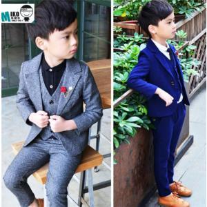 スーツ 男の子 スーツセット 男児 フォーマルスーツ ジュニ...