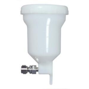明治機械製作所 4GPA-U フリーアングル 樹脂製 重力式塗料カップ|repair-and-paint
