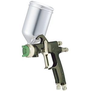 デビルビス ルナLUNA2-R245PLS-GK カップ付き 重力式スプレーガン クリヤー・ソリッド用|repair-and-paint