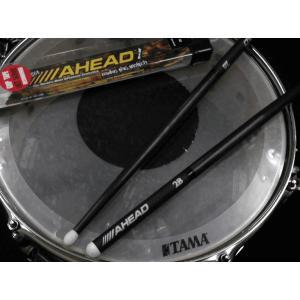 AHEAD 2B アルミ + ポリウレタン ドラム スティック|repairgarage