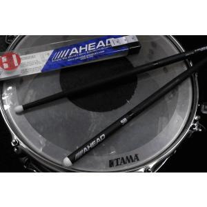AHEAD 5B アルミ + ポリウレタン ドラム スティック|repairgarage