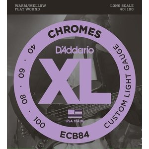 D'Addario ECB84 CHROMES|repairgarage