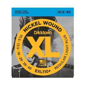 D'Addario XL EXL110+ NICKEL WOUND|repairgarage