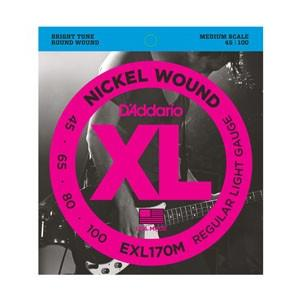 D'Addario XL EXL170M NICKEL WOUND|repairgarage