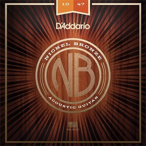 D'Addario NB1047 Nickel Bronze Extra Light|repairgarage