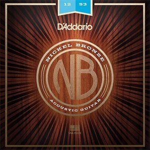 D'Addario NB1253 Nickel Bronze Light|repairgarage