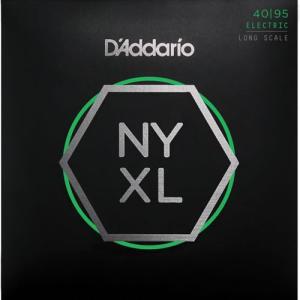 D'Addario NYXL4095 NYXL ベース弦 正規輸入品|repairgarage