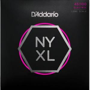D'Addario NYXL45100 NYXL ベース弦 正規輸入品|repairgarage