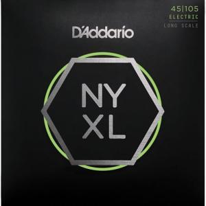 D'Addario NYXL45105 NYXL ベース弦 正規輸入品|repairgarage