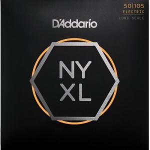D'Addario NYXL50105 NYXL ベース弦 正規輸入品|repairgarage