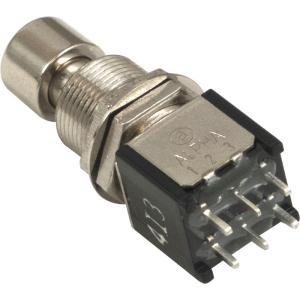 Dunlop P-ECB-554 MXR M169 Carbon Copy用DPDTスイッチ|repairgarage