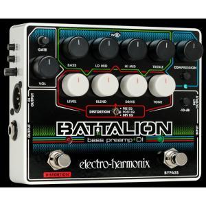Electro-Harmonix Battalion Bass Preamp & DI|repairgarage