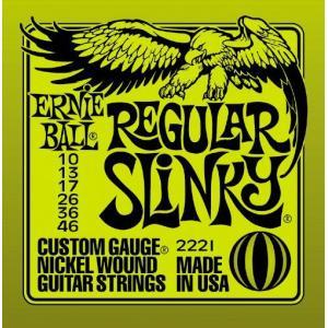 ERNIEBALL REGULAR SLINKY 2221|repairgarage