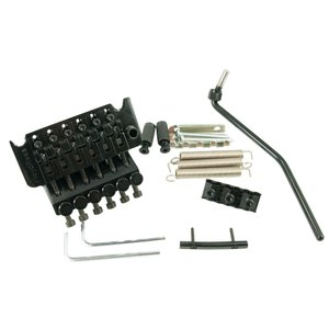FLOYD ROSE ORIGINAL TREMOLO BLACK W/LOCKNUT|repairgarage