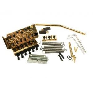 FLOYD ROSE SPECIAL SERIES TREMOLO GOLD W/LOCKNUT|repairgarage