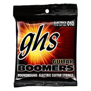 GHS GUITAR BOOMERS 10-46 GBL|repairgarage