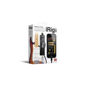 iRig HD デジタル・ギター・インターフェース|repairgarage