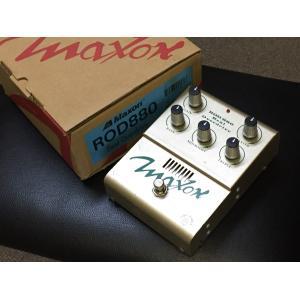 MAXON ROD880 Real Overdrive 中古品|repairgarage