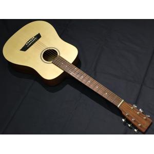 S-YAIRI YM-02/NTL ミニアコースティックギター|repairgarage