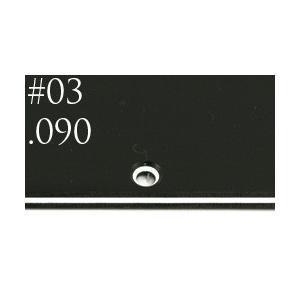 WD MUSIC ピックガード Gibson フライングV  1958年式用 Black-White-Black|repairgarage|02